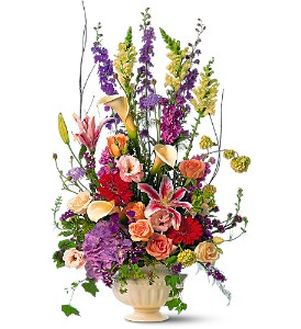 Grand Bouquet in Longview TX, The Flower Peddler, Inc.