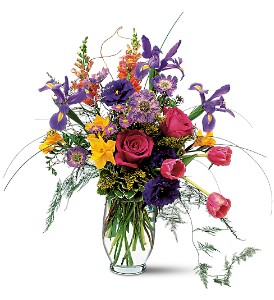 Spirited Spring in El Cajon CA, Jasmine Creek Florist