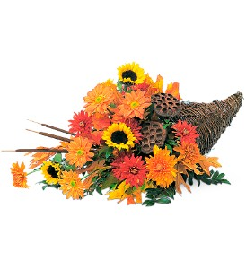Captivating Cornucopia in Derry NH, Backmann Florist
