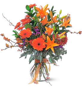 Autumn Sunshine in Placentia CA, Expressions Florist