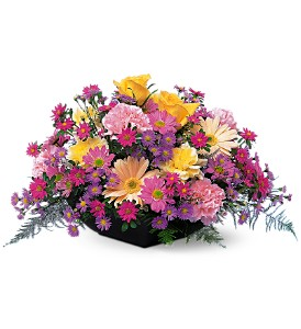 Garden Centerpiece in Glenview IL, Glenview Florist / Flower Shop