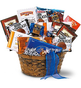 Chocolate Lover's Basket in Wilmington MA, Designs By Don Inc