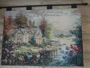 Wall Tapestry 1 in Madisonville KY, Exotic Florist & Gifts