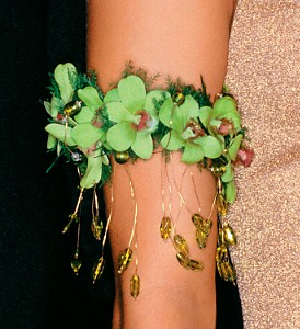 Exotic Orchids Armband in Orlando FL, Harry's Famous Flowers