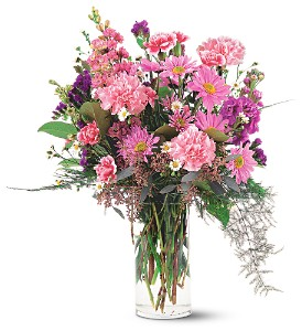 Sentiments Bouquet in West Bloomfield MI, Happiness is...Flowers & Gifts