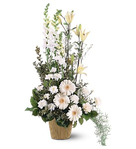 White Impressions in Beaumont CA, Oak Valley Florist