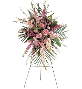 Pink Promise Spray in Bend OR, All Occasion Flowers & Gifts