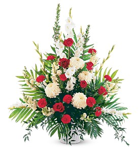 Cherished Moments Arrangement in Osceola IA, Flowers 'N More