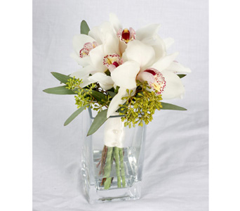 Cymbidium Orchid Bouquet in St Catharines ON, Vine Floral