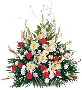 Glory and Grace Arrangement in Oklahoma City OK, Capitol Hill Florist and Gifts