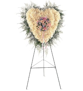 Heavenly Heart in Abington MA, The Hutcheon's Flower Co, Inc.