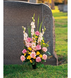 Graveside Remembrances in DeKalb IL, Glidden Campus Florist & Greenhouse