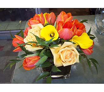 Good Enough To Eat in New York NY, Fellan Florists Floral Galleria