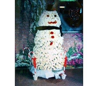 snowman in Orange City FL, Orange City Florist
