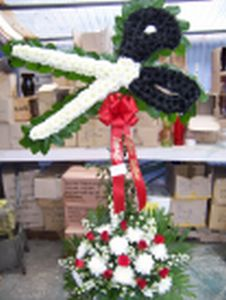 Scissors Floral Tribute in Port Chester NY, Port Chester Florist