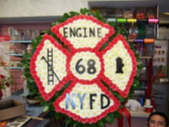 Fire Special Tribute in Port Chester NY, Port Chester Florist
