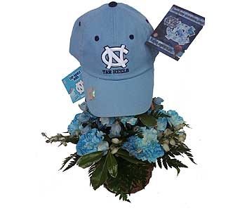 Tar Heel Madness in Raleigh NC, North Raleigh Florist