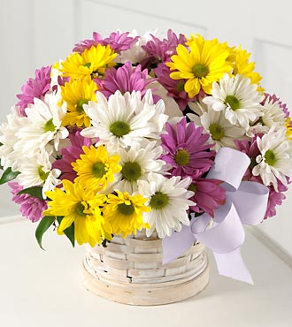 The FTD� Sunny Skies� Bouquet in Chicago IL, Yera's Lake View Florist