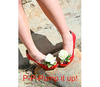 Pump it up! in Saskatoon SK, Carriage House Florists