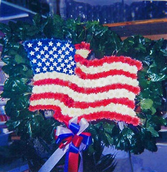 American Flag in Port Chester NY, Port Chester Florist