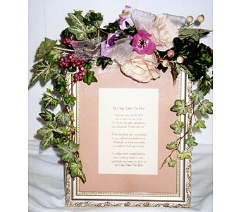 Framed Sentiments in Dry Ridge KY, Ivy Leaf Florist