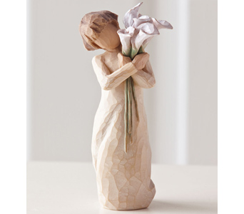 Beautiful Wishes Willow Tree Figurine in Nashville TN, The Bellevue Florist