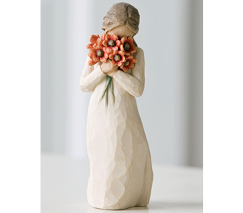 Surrounded By Love Willow Tree Figurine in Nashville TN, The Bellevue Florist
