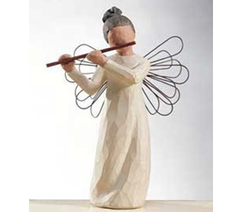 Angel of Harmony Willow Tree Figurine in Nashville TN, The Bellevue Florist