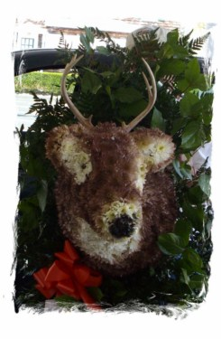 Deer Head in Tuckahoe NJ, Enchanting Florist & Gift Shop