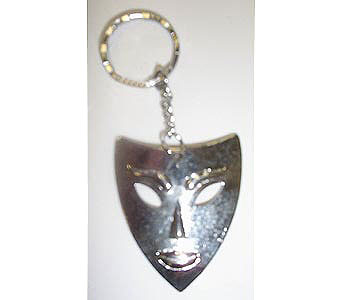 Mask Keychain in The Woodland TX, The Woodlands Flowers Too