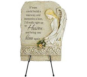 Carson Heaven''s Tears Marker in Greenfield IN, Penny's Florist Shop, Inc.