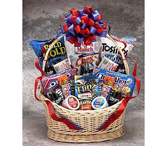 COKE SNACK WORKS GIFT BASKET in Glendale AZ, Blooming Bouquets