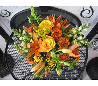 November Gemstone Bouquet in Massapequa Park NY, Bayview Florist & Montage  1-800-800-7304