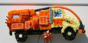 Truck in Belford NJ, Flower Power Florist & Gifts