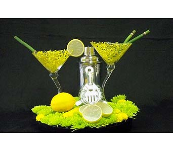 Lemon Drop in Albuquerque NM, Silver Springs Floral & Gift