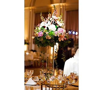 Wedding centerpieces delivery philadelphia pa petal pusher wedding centerpiece 1 in philadelphia pa petal pusher florist decorators junglespirit Image collections