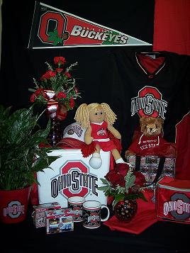 Catch Buckeye Fever in Mount Vernon OH, Williams Flower Shop