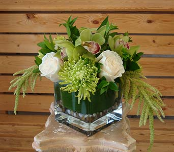 Milky green in Rancho Palos Verdes CA, JC Florist & Gifts