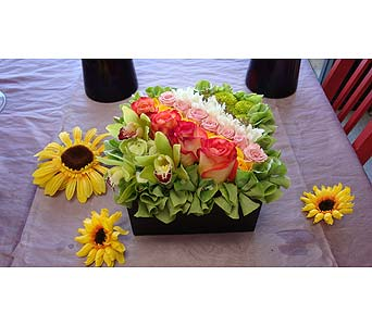Paves in a box in Rancho Palos Verdes CA, JC Florist & Gifts