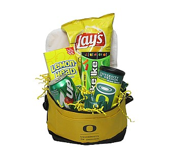 Tailgate Basket in Eugene OR, Dandelions Flowers