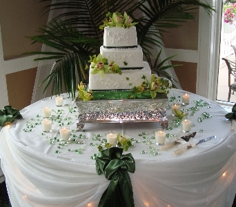 Tropics and Cake in Burnsville MN, Dakota Floral Inc.