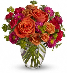 How Sweet It Is in South Orange NJ, Victor's Florist