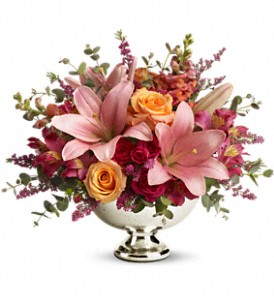 Teleflora's Beauty In Bloom in North Syracuse NY, The Curious Rose Floral Designs