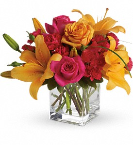 Teleflora's Uniquely Chic in South Hadley MA, Carey's Flowers, Inc.