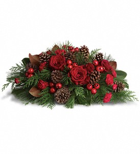Spirit of the Season in Grand Rapids MI, Rose Bowl Floral & Gifts