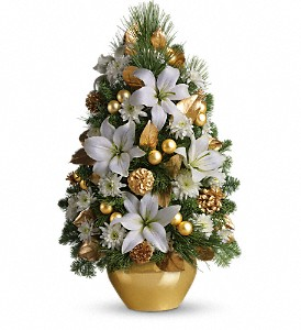 Celebration Tree in Dubuque IA, New White Florist