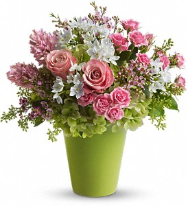 Enchanted Blooms in Bluffton IN, Posy Pot