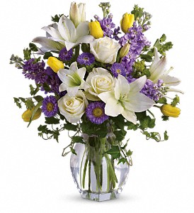 Spring Waltz in Metairie LA, Golden Touch Florist