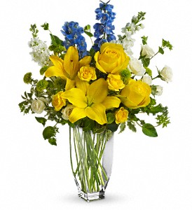 Meet Me in Provence by Teleflora in Hilton NY, Justice Flower Shop