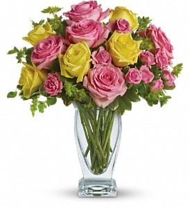 Teleflora's Glorious Day in Bakersfield CA, White Oaks Florist